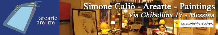 Arearte - Simone Caliò Paintings