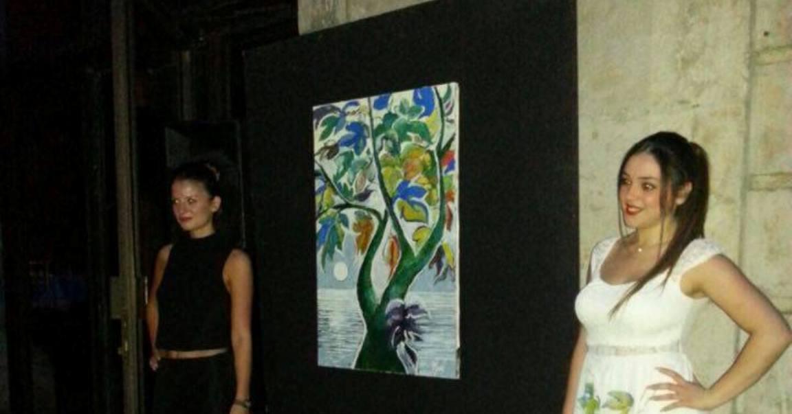 """Messina, grande successo per la mostra """"Lumen"""" di Nicoletta Irrera"""