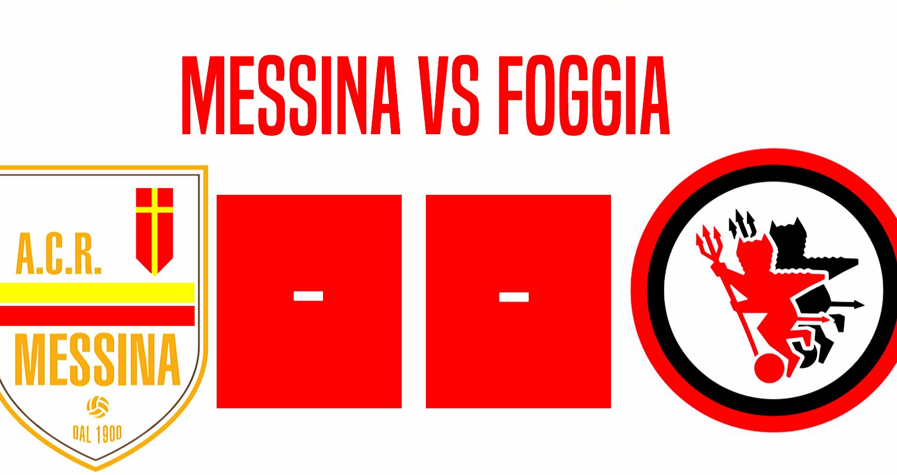 Messina-Foggia: la viabilità di lunedì 19