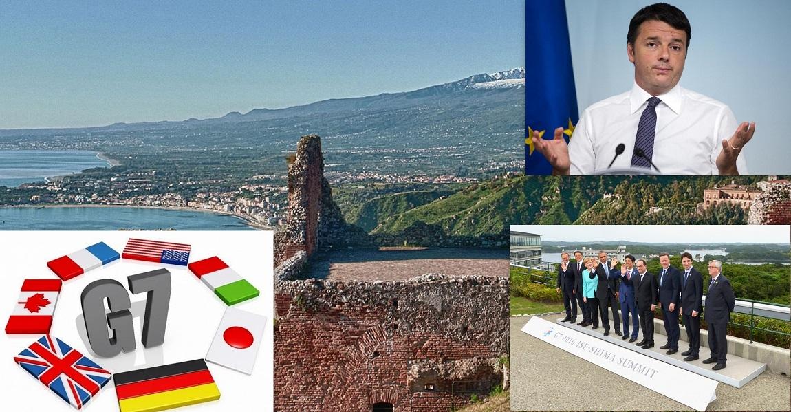 G7 a Taormina al via le gare di appalto per organizzazione summit
