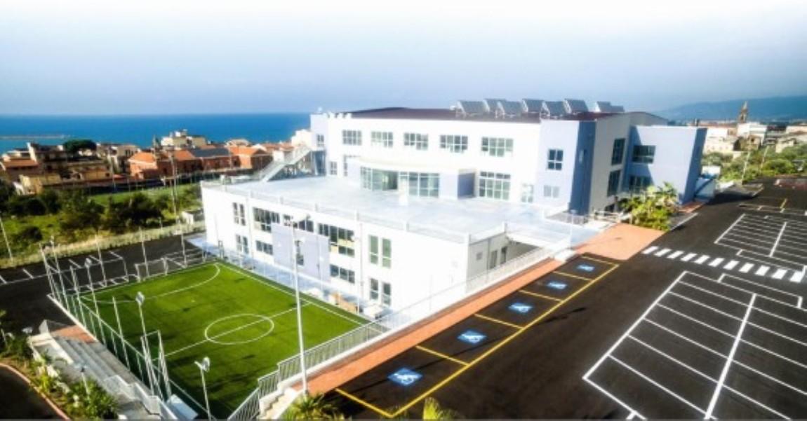 Sant'Agata Militello: sabato l'inaugurazione del futuristico palazzetto dello sport