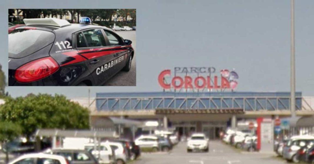 carabinieri-parco-corolla