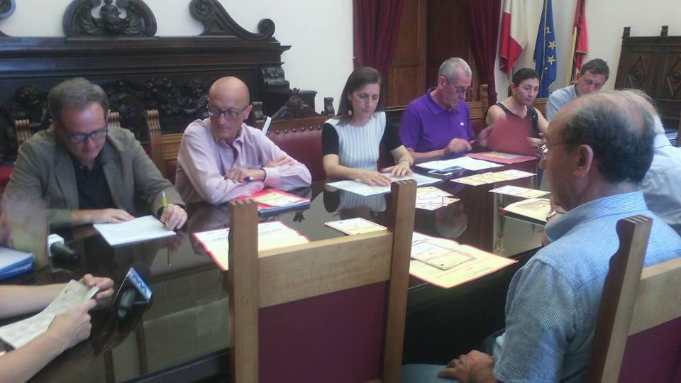 Palazzo Zanca: una nota dell'Assessorato alle Politiche Sociali