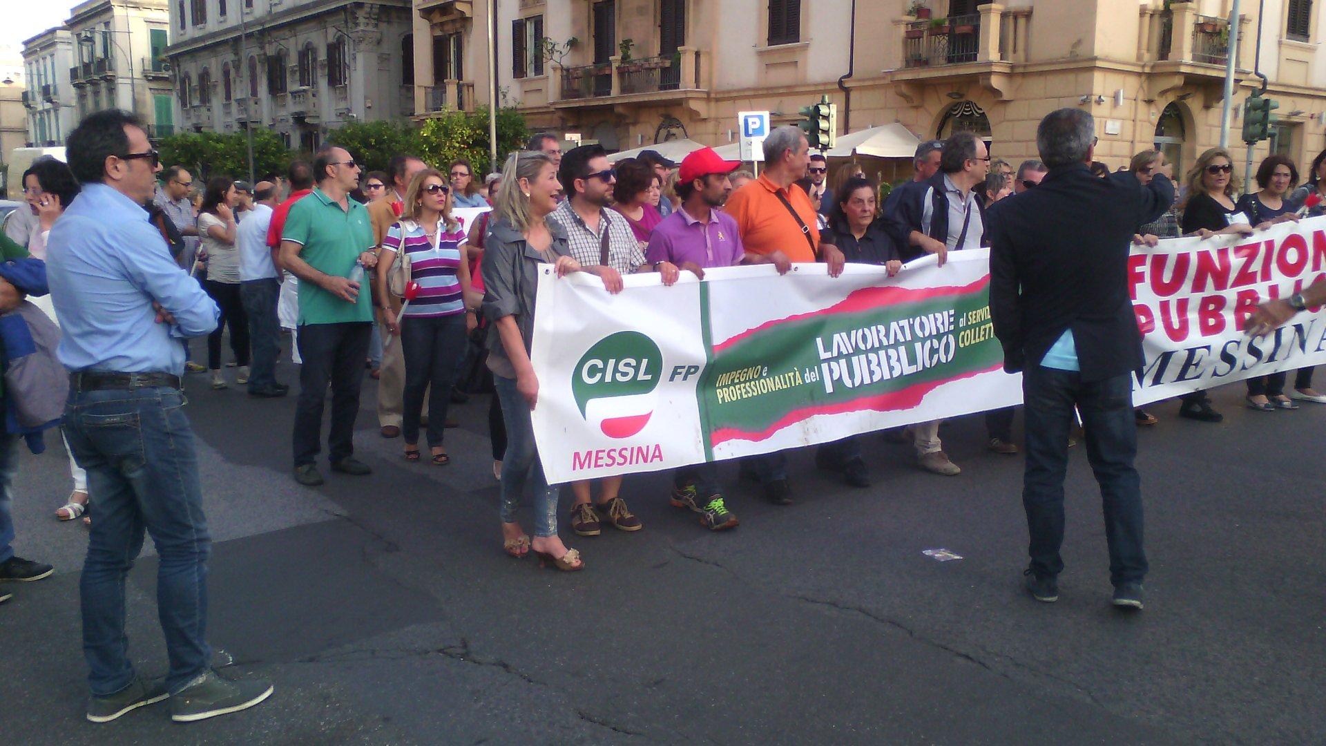 Fp Cgil: gli studenti degli istituti superiori di Messina e provincia, vivono giorni amari