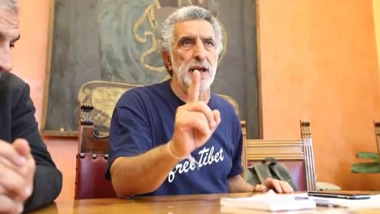 Renato Accorinti e le sue indennità di missione