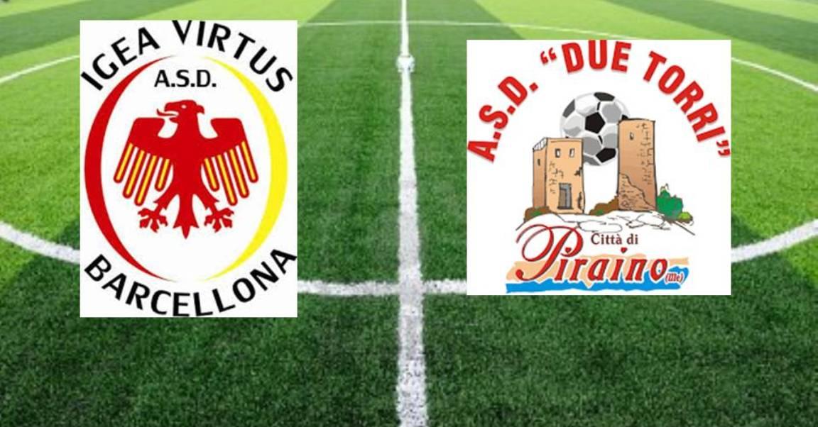 Serie D: 0 a 0 del Due Torri a Castrovillari, l'Igea vince 3 a 0 contro la Palmese