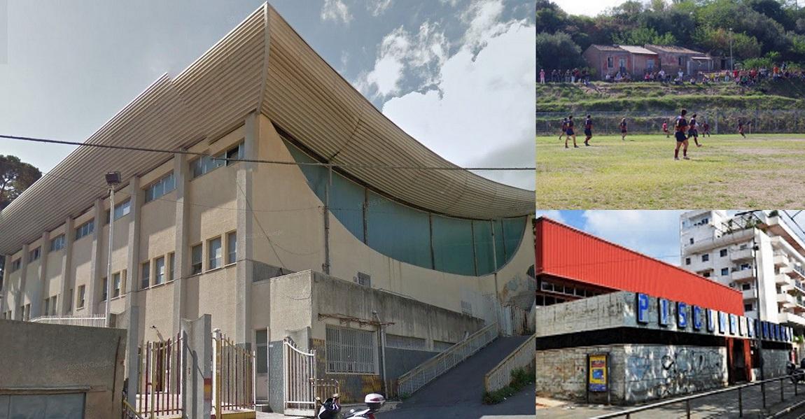 Nuovi fondi per gli impianti sportivi di Messina e Provincia