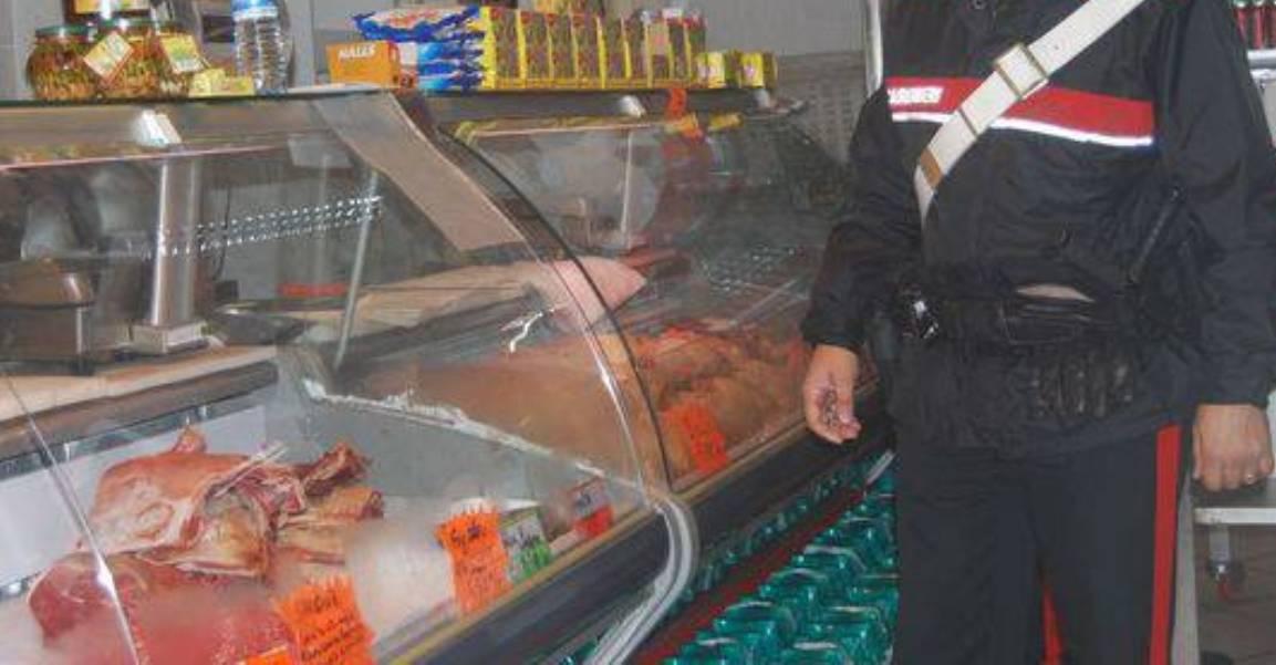 Messina, carne adulterata nel 60% delle macellerie controllate