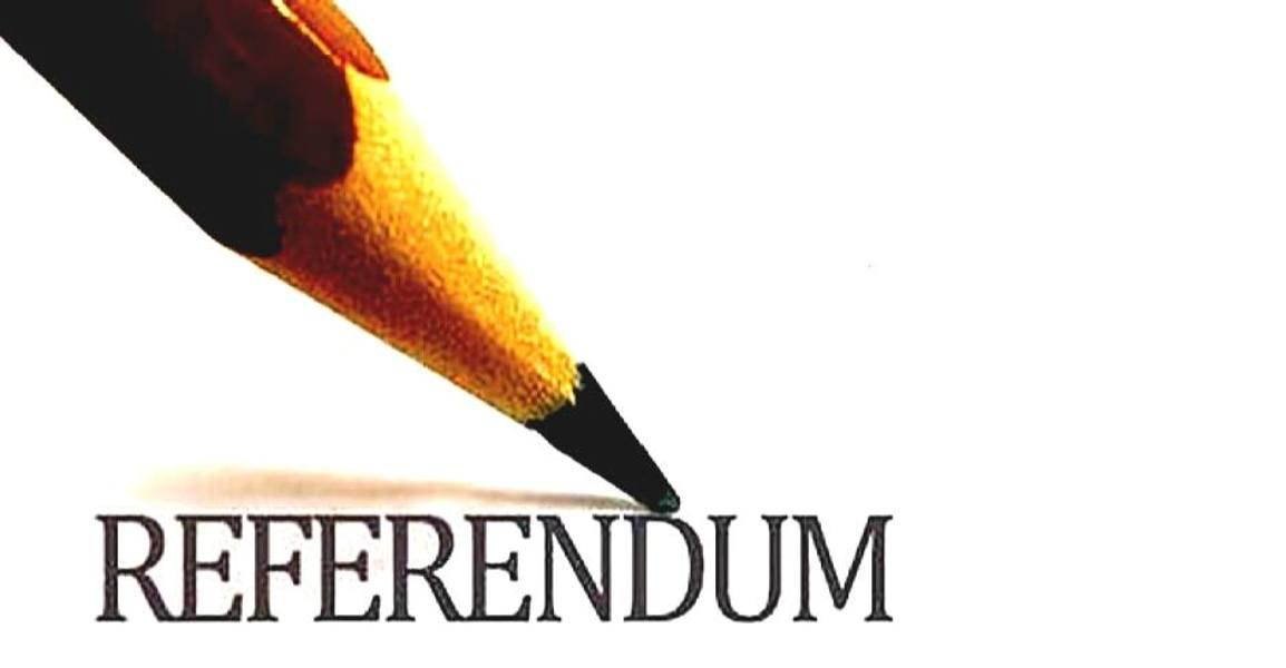 Dichiarazioni sul referendum di Riforma della Costituzione Repubblicana