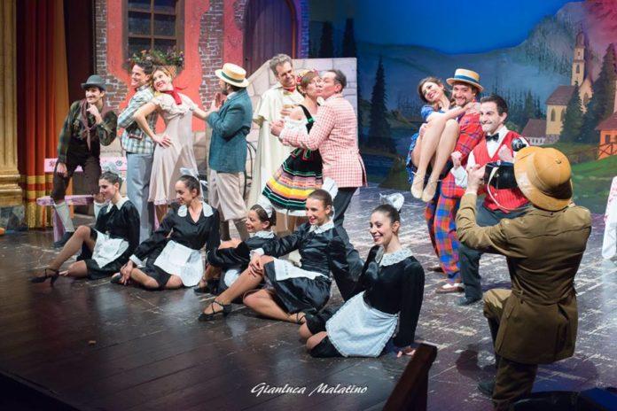 Al Cavallino Bianco Teatro del Mela