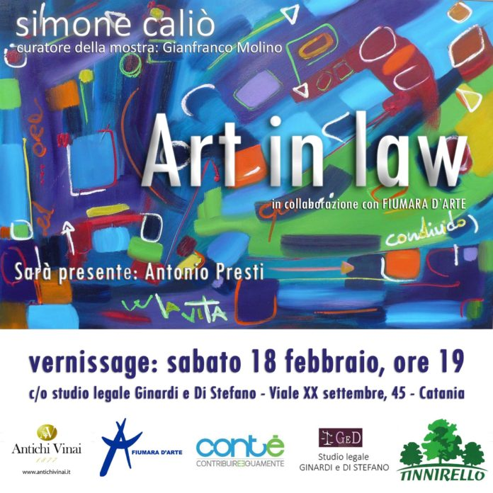 Art in law - Simone Caliò