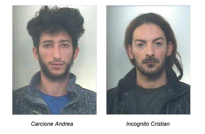 Carcione - Incognito