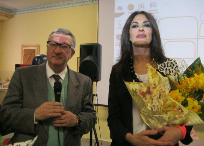 Francesco Guadagnuolo e Maria Grazia Cucinotta