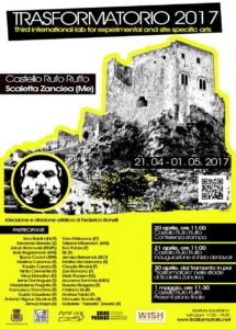 Trasformatorio 2017 - Locandina