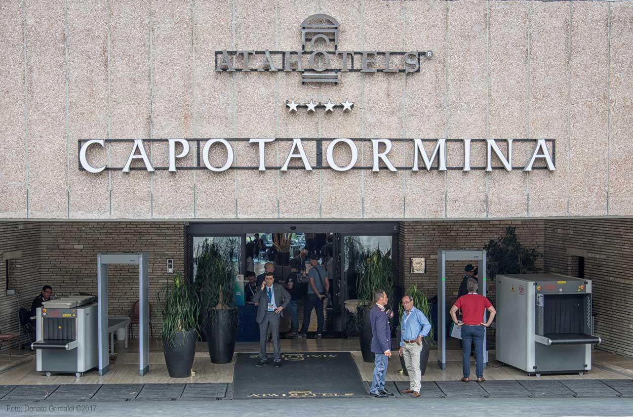 G7. Inviato francese trovato cadavere in albergo a Taormina
