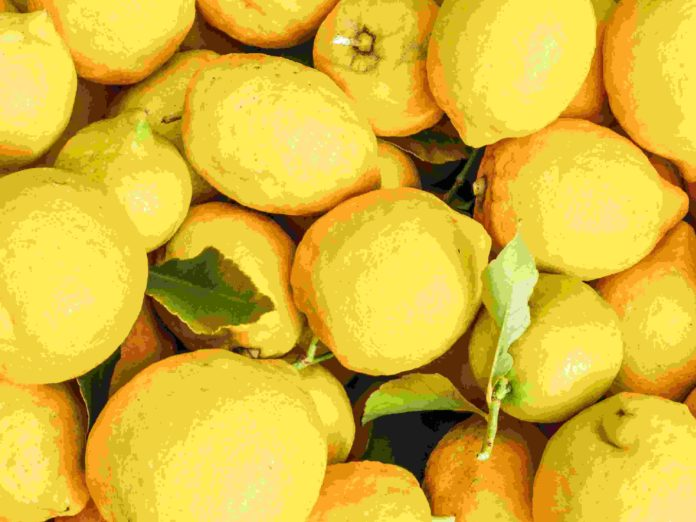 furto di limoni