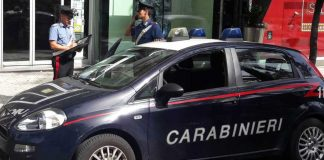 Carabinieri Messina Arcivescovado